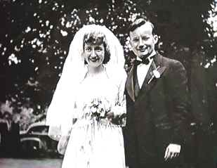 Rose Dwyer & Ludwig Yakimoff, June 22, 1946