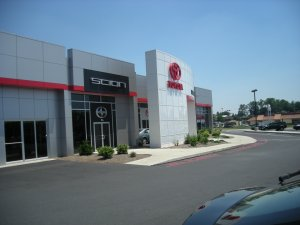 Toyota Dealership