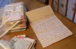 Vivian's Letters