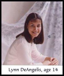 Lynn at 14