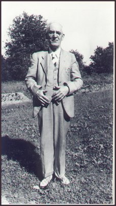 Michael P. Dwyer at about 75