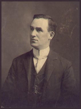 Michael P. Dwyer, c. 1901