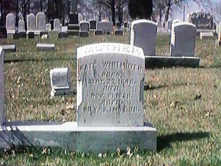 Katherine's Grave